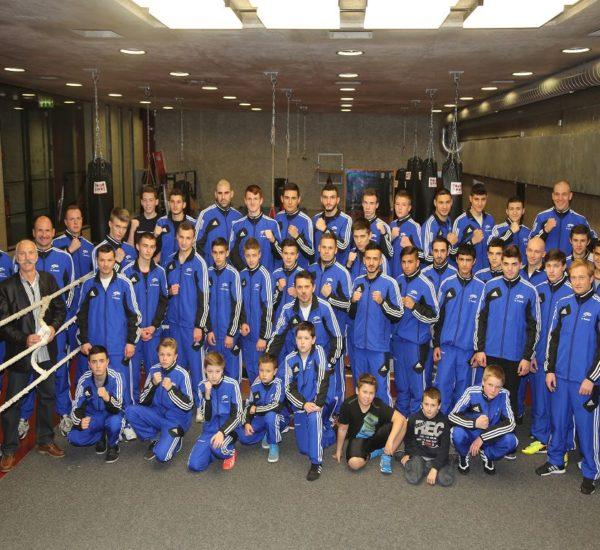 Auer und Trott ist Sponsor vom Boxteam Neckarsulm